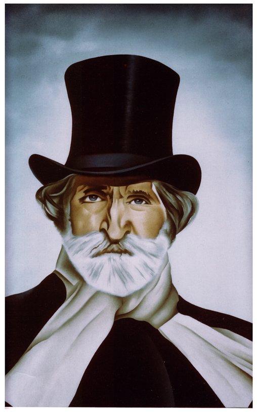 Portrait de Verdi dans huile portrait-de-verdi-3