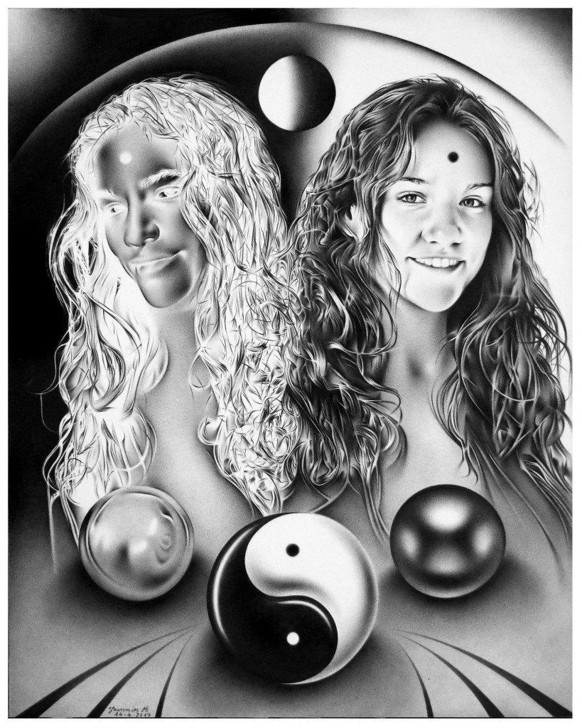 Le Yin et le Yang 21